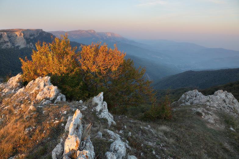 Горы, фотопоход