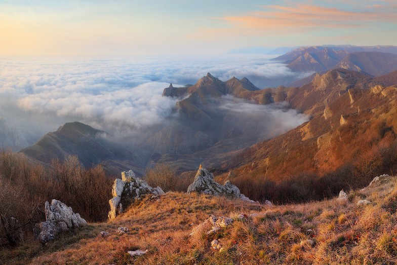 Крым пейзаж